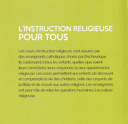 Livret Instruction Religieuse - 7